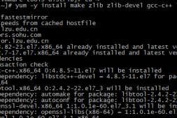 Linux下nginx安装教程的图文教程讲解-学派把