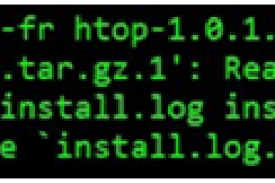 Linux/centos无法打包-报错Read-only file system的解决方法-学派吧